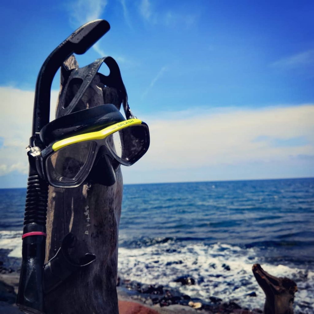 bali - snorkeling