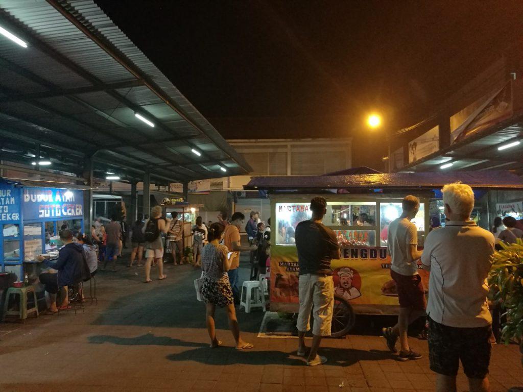 bali - night market